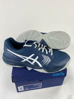 ASICS Men's Size 8.5 Gel-Dedicate 5 Tennis Shoe Sneakers Blu