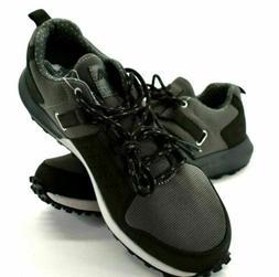 Forsake Men's Size 9 Approach Vent Black Gray Sneakers Tenni