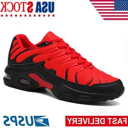 Men's Sneakers Air Cushion Breathable Running Tennis Athleti