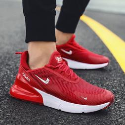 Men's Sneakers Breathable Air Mesh Running Sports Shoes Casu