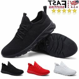 Men's Sneakers Casual Running Walking Trainers Sports Athlet