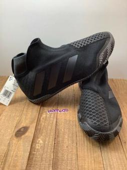 Adidas Men's Stycon Clay Tennis Shoes Core Black/ Night Meta
