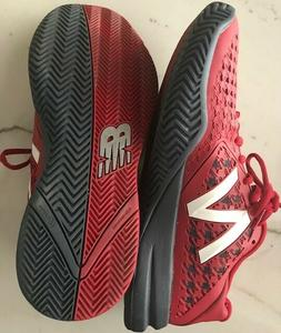 New Balance Men's Tennis REVlit Shoe 8