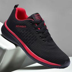 Men's Tennis Shoes Casual Sneakers Breathable lightweright S