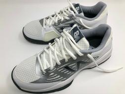 New Balance Men's Tennis Shoes MC896WB1 8.5 2E  White/Blue