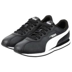 men s turin black leather sneakers athletic