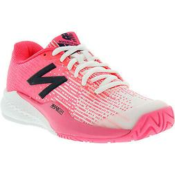 New Balance Men's Wc996 Ankle-High Fabric Tennis Shoe