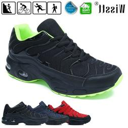 Mens Air Cushion Sneakers Athletic Outdoor Sports Running Jo