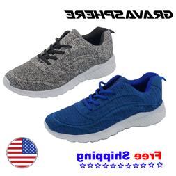 mens athletic sneakers sports running tennis shoes