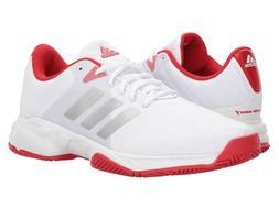 Mens Adidas Barricade Court 3 White Sport Tennis Athletic Sh