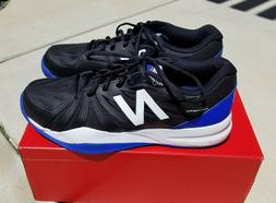 NEW BALANCE MENS COURT SHOES 11.5 2E MCH786B2 TENNIS SHOES