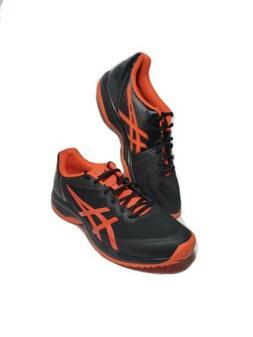 Asics Mens Gel-Court Speed Tennis Shoes Black Cherry Tomato