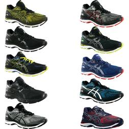 ASICS MENS GEL NIMBUS 20 T800N RUNNING SHOES