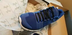 Mens Under Armour Tennis Shoes Strive size 11 color Blue