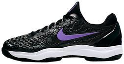 Nike Mens Zoom Cage 3 Rafa Nadal HC SLK Tennis Shoes Black V