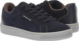 Skechers Kid's Metro Wave Boys Fashion Sneakers Navy 12 Medi