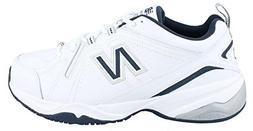 New Balance Men's MX608V4 Training Shoe,Brown,10.5 2E US