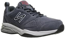 New Balance Men's MX623v3 Training Shoe, Charcoal, 11 2E US