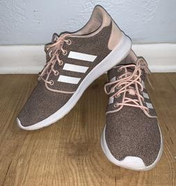 Adidas Neo Cloudfoam QT Racer Lightweight Tennis Shoes Size