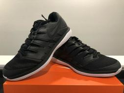 New Nike Air Zoom Vapor X HC Black-Vast Grey Men's Tennis Sh
