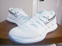 NEW Nike Air Zoom Vapor X Tennis Shoes White AA8030-104 Men'