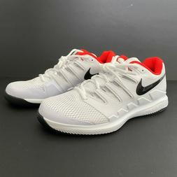 New Nike Air Zoom Vapor X Tennis Shoes Men's Size 9 Crimson
