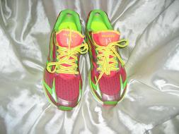 New Colorfull Skechers Performance Tennis Shoes 9.5 With Sce