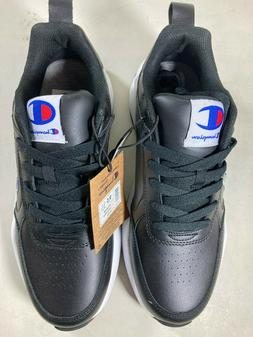 New Men's Champion 93Eighteen Casual Leather Tennis Shoes Bl