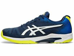 NEW MEN'S ASICS SOLUTION SPEED FF LE  TENNIS SHOES