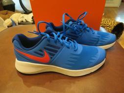 New Mens Black & White Under Armour Rapid Tennis Shoes Size