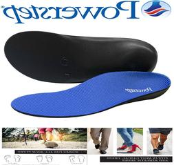 NEW! POWERSTEP ORIGINAL Shoe Insoles Orthotic Arch Supports