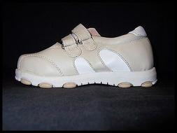 New Pair Tennis Shoes Trainers H&L Straps Arch Support Boys
