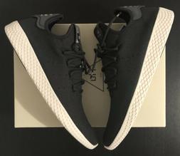 NEW  Adidas Pharrell Williams Tennis HU Carbon Black Shoes C