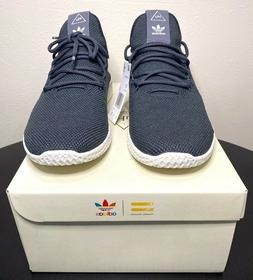 NEW Adidas Pharrell Williams Tennis HU Carbon Black Shoes Me
