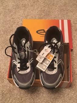 New w/ Tags Champion Bruiser Black Tennis Running Shoes, Siz