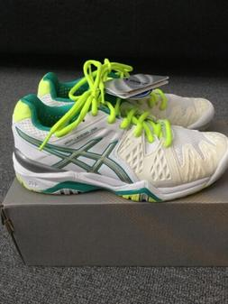 NWOB Asics Women Gel-Resolution 6 Tennis Shoes Sz 5.5