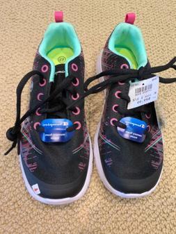 Champion Nwt 1.5 Black Tennis Gym Exercise Running Shoes Gir
