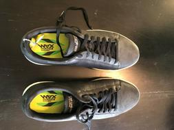 NWT black SKECHERS GOGA MAX mens tennis shoes size 11.5