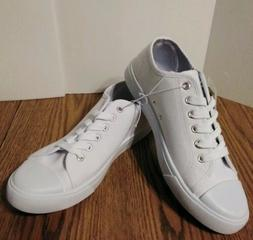 "NWT Women's White ""Ladies BOBBIE BROOKS"" Sneakers Tennis Sho"