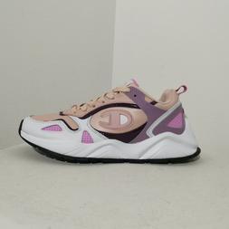 Champion NXT Women's Size 9 Sneaker Shoes Purple Pink White