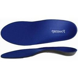 Powerstep Original Insoles Full Length Orthotics Shoe Insole