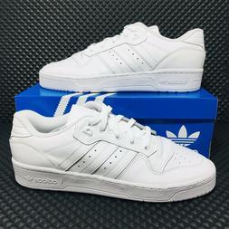 Adidas Originals Rivalry Low Men's White Sneakers Athletic
