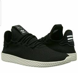 Adidas Pharrell Williams PW Tennis HU Skate Mens Black White