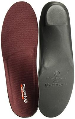 Powerstep Pinnacle Maxx, Maroon/Black Men's 16+