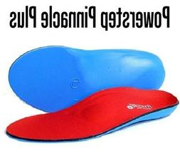 POWERSTEP PINNACLE PLUS RED/BLUE UNISEX  Size H .