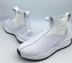 Champion Rally White Leather Women's Size 8 Athletic Shoes P