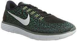 Nike Free RN Distance Black/Platinum Men's Running Training
