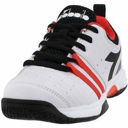 Diadora S. Fly 2 Junior   Casual Tennis  Shoes White Boys -