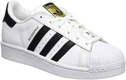 Kid's Adidas 'Superstar Ii' Sneaker, Size 6 M - White