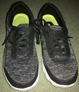 Champion Sneakers Women's Size 7 Tennis Shoes Black and Whit